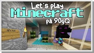 LP Minecraft på 90gQ #14 - Ny Mob-farm!