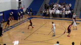 Dunbar at LCA - Boys HS Basketball