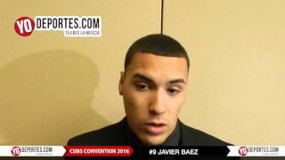 Javier Baez jugaria el jardin central