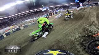 GoPro: Dean Wilson 450 Main Event Highlights 2019 Monster Energy Supercross from Seattle