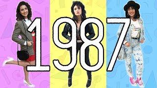 I Dressed Like It Was 1987