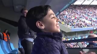 Idris' Manchester City Wish | Make-A-Wish UK