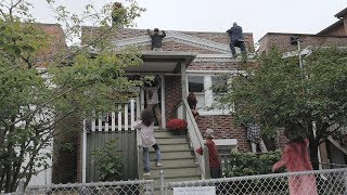 Chicago Couple Covers Their House With Zombies, Wins Halloween