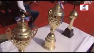 गांव देहात की कई टीमों ने खेला क्रिकेट ,खो-खो और कबड्डी