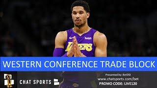 NBA Trade Rumors: One Player Who Could Be Traded On Each Team In The Western Conference