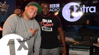 Fire in the Booth – MC Quakez & Roadman Shaq