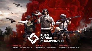 PUBG Global Championship | Semi Finals | Day 1
