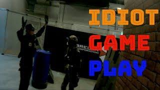 烏龍戰!! Dumb Plays | 防空洞 Action Bunker Game Play