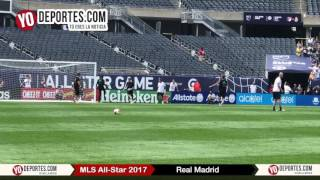 Practica del Real Madrid MLS All-Star Game 2017 en el Soldier Field