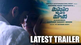 Saahasam Swasaga Saagipo Latest Trailer   Naga Chaitanya   Gautham Menon   Manjima Mohan   AR Rahman