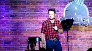 Marcus Cirillo - Fazendo show no interior - Stand Up Comedy