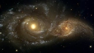 When Galaxies Collide... - Professor Carolin Crawford