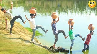 Indian New funny 😄-😅Hindi Comedy 2019-Episode-79-Indian Fun || ME Tv