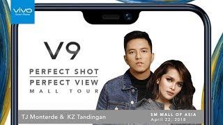 Vivo V9 Perfect Shot, Perfect View Mall launch