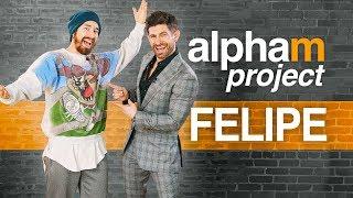Alpha M. Project Felipe | A Men's Makeover Series | S5E2