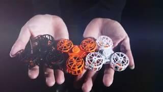 Fidgettz F1™ Flying Fidget Spinner