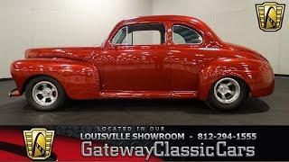 1946 Mercury Coupe - Louisville Showroom - Stock # 1604
