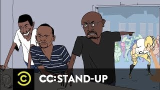 Comedy Central Re-Animated - Hannibal Buress - Throwing a Parade - Uncensored