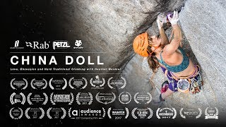 CHINA DOLL - Love, Obsession and Hard Traditional Climbing with Heather Weidner