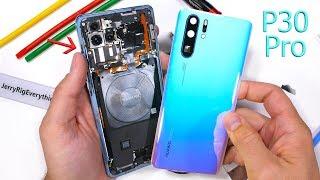 Huawei P30 Pro Teardown! - How does a 'Periscope Camera' work?