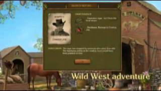 Golden Trails-The New Western Rush -Hidden Object game Trailer