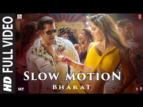 Slow Motion Song Lyrics-Bharat(2019)