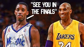 Forgotten times when NBA players Guaranteed a win then Failed miserably