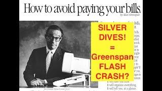 Silver's ″Flash Crash″ Signals Bottom! (Bix Weir)