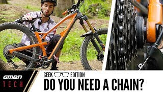 How Does A Chain Affect Suspension Performance | GMBN Tech Geek Edition