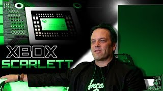Phil Spencer HAS PLAYED Xbox Scarlett | First Party Developer Talks Project Scarlett Ray Tracing