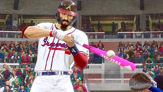 Beating Barry Bonds All Time Home Run Record! MLB The Show 19 | Road To The Show Gameplay #88