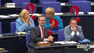 The best of Bundestag Soll keiner sagen die hätten keinen Humor