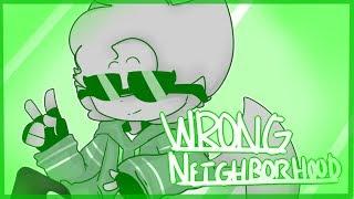 wrong neighborhood | ″animation″ meme | hAPPY 4/20 ;))