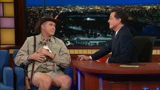 Will Ferrell, Exotic Animal Expert
