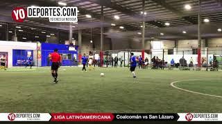 Coalcomán vs San Lázaro Liga Latinoamericana Jueves