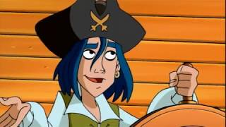 Чудовища и пирати, епизод 12 / Monsters and Pirates - BG