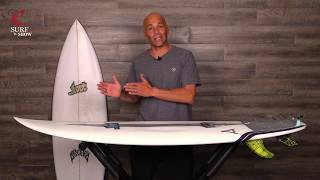 Lost Surfboards ″Voodoo Child″ Review with Noel Salas Ep. 31