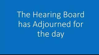South Coast AQMD Hearing Board Hearing - November 12, 2019