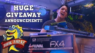 You Wont Believe This Giveaway Announcement Or The Things Is Doing!!