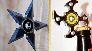 4 Hand spinners mais legais do mundo - Mais Curiosidades