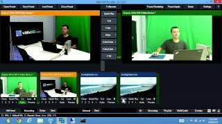 vMix - Live Production Software 2013 Demo.New in links.