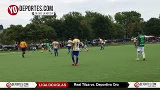 Real Tilza vs. Deportivo Oro Liga Douglas