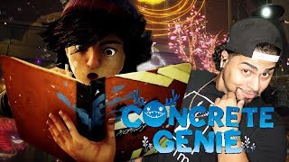 Concrete Genie Gameplay Live Lets Play EP1
