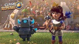 Clash Royale Movie 2019 - ″The Guardian Mini Pekka″ [Full HD] | Best Clash Commercials (Fan Edit)