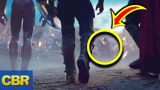 10 Things We Wish Marvel Didn't Reveal About Avengers Endgame