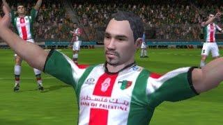 PALESTINE VS ISRAEL - FOOTBALL MATCH GAME 2014 GAMEPLAY SOCCER