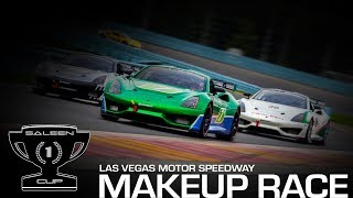 RACE 1 - LAS VEGAS MOTOR SPEEDWAY - Re-Scheduled Race from ROAD AMERICA - Saleen Cup 2019