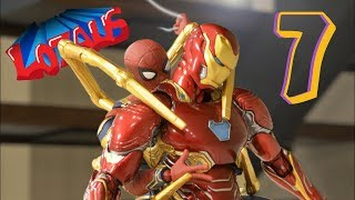 IRONMAN Stop Motion Action Part 7