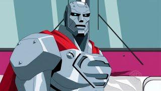 Reign of the Supermen - ″Steel″ Clip