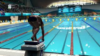 London 2012 Game of the Olympic Games: Gameplay PC(HD)